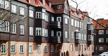Городская архитектура Стокгольма