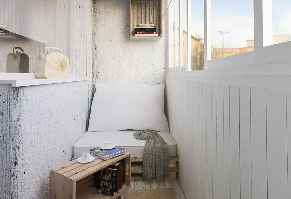 Маленький балкончик 2.
