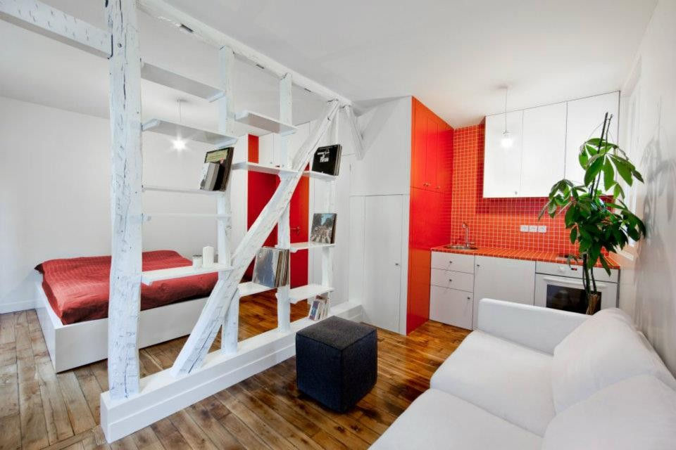 Пространство в квартирах
