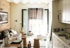 Интерьер малогабаритной квартиры в Европе