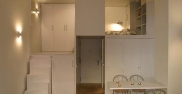 Комфортный интерьер малогабаритной квартиры