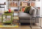 Компактная мебель в маленькой гостиной