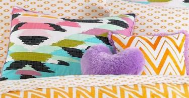 Яркий комплект постельного белья