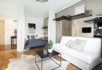 Спальня совмещённая с гостиной