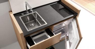 Мобильная мини-кухня от Kitchoo
