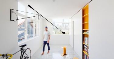 Интерьер малогабаритной квартиры в минималистическом стиле
