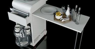Мобильная мини-кухня от Joongho Choi