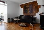 Дизайнерский интерьер гостиной в малогабаритной квартире