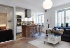 Интерьер уютной малогабаритной квартиры