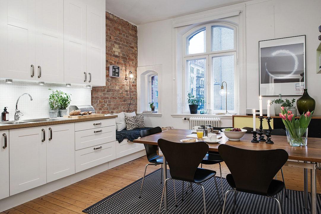 говоря, случилось, кухня в шведском стиле фото хорошую гадалку