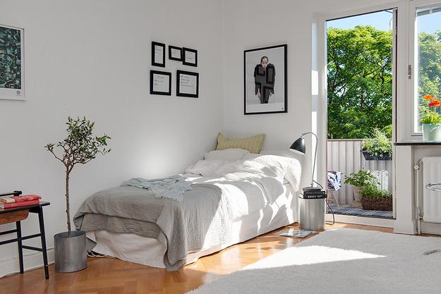 Малогабаритная квартира в Гетеборге