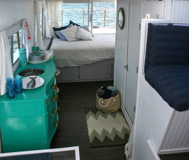 Идеи хранения для маленькой квартиры
