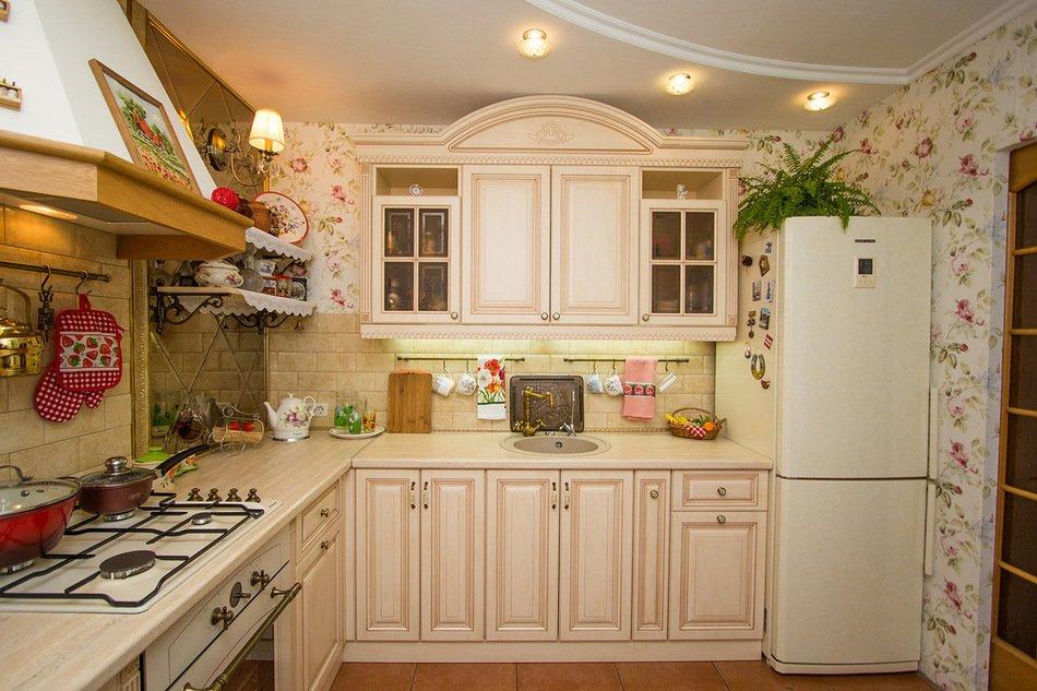 Как своими руками сделать интерьер кухни своими руками фото 50