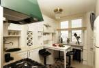 Современный подход к оптимизации пространства в дизайне традиционной московской кухни