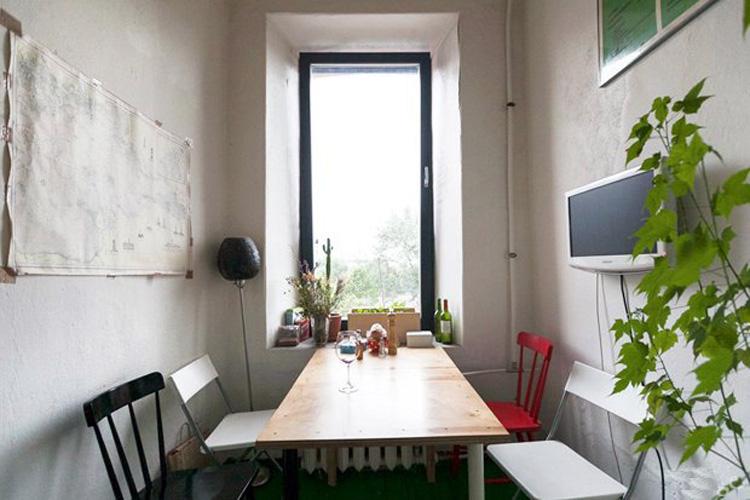 Как сделать узкую комнату шире совет дизайнеров