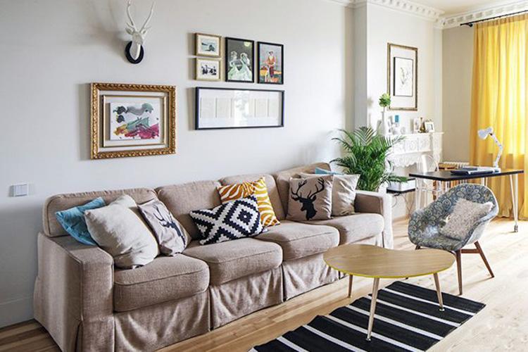 Уют в однокомнатной квартире своими руками идеи для дома