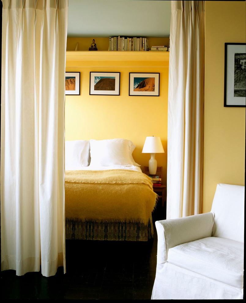 Спальня квартиры для девушки в Нью-Йорке
