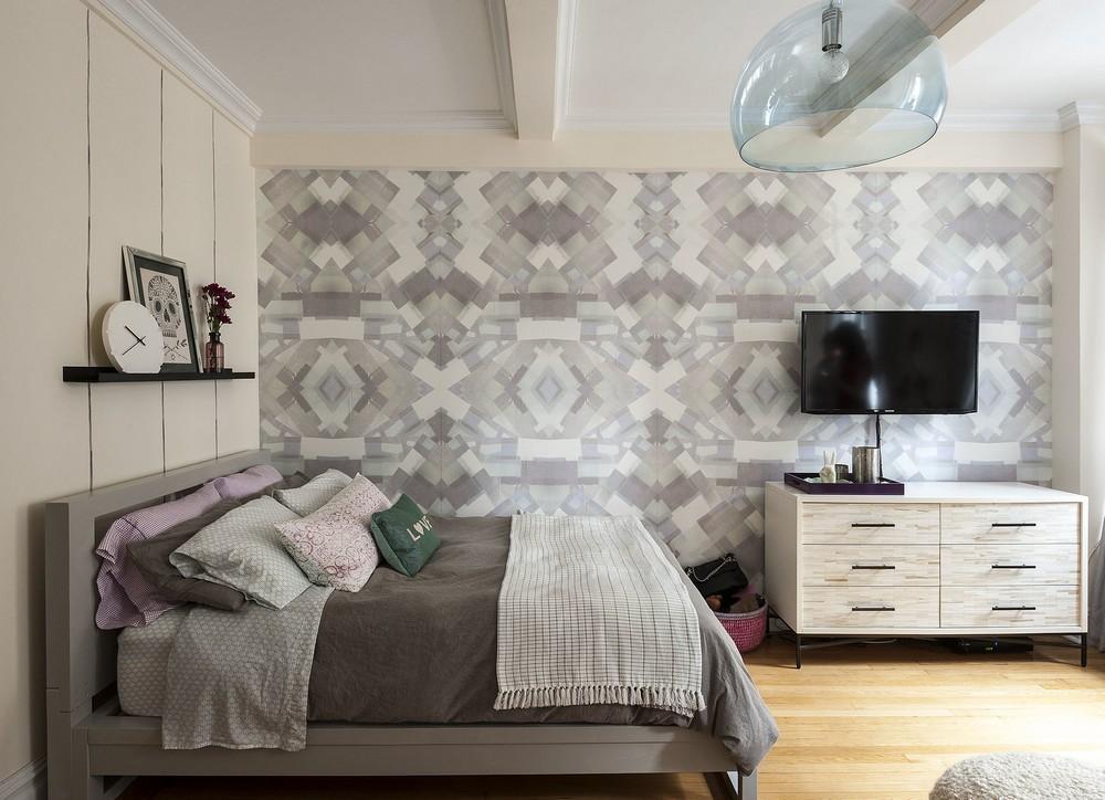 Дизайн интерьера малогабаритной однокомнатной квартиры