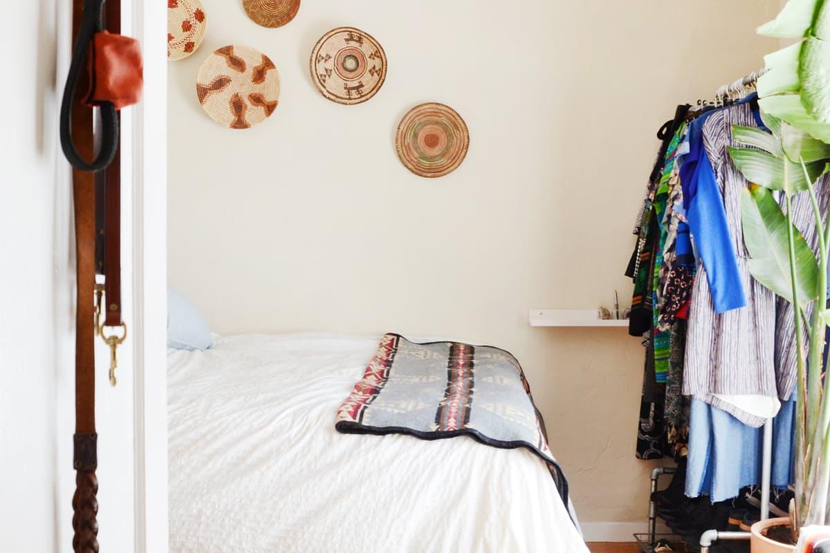 Богемный стиль в интерьере маленькой квартиры