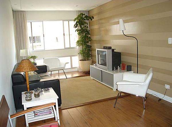 Мобильная мебель в гостиной