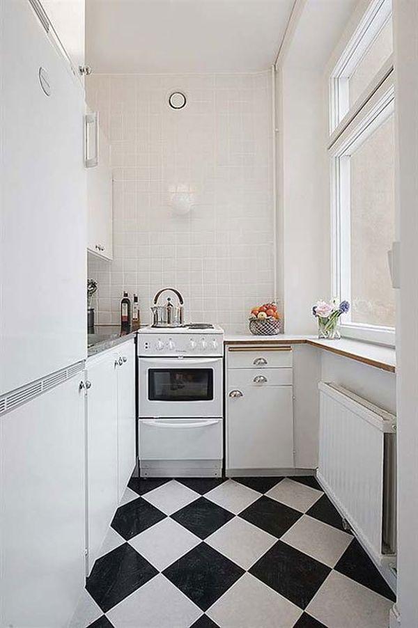 Небольшая техника на маленькой кухне