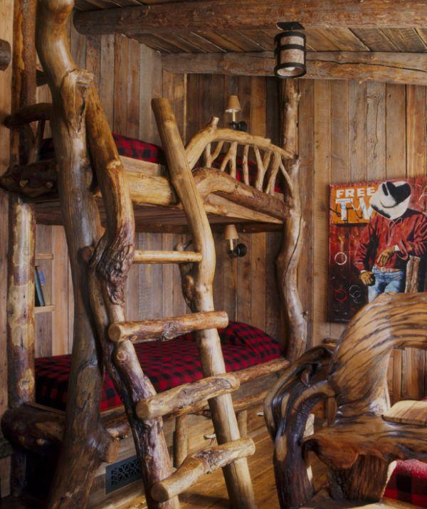 Сказочная мебель в детской