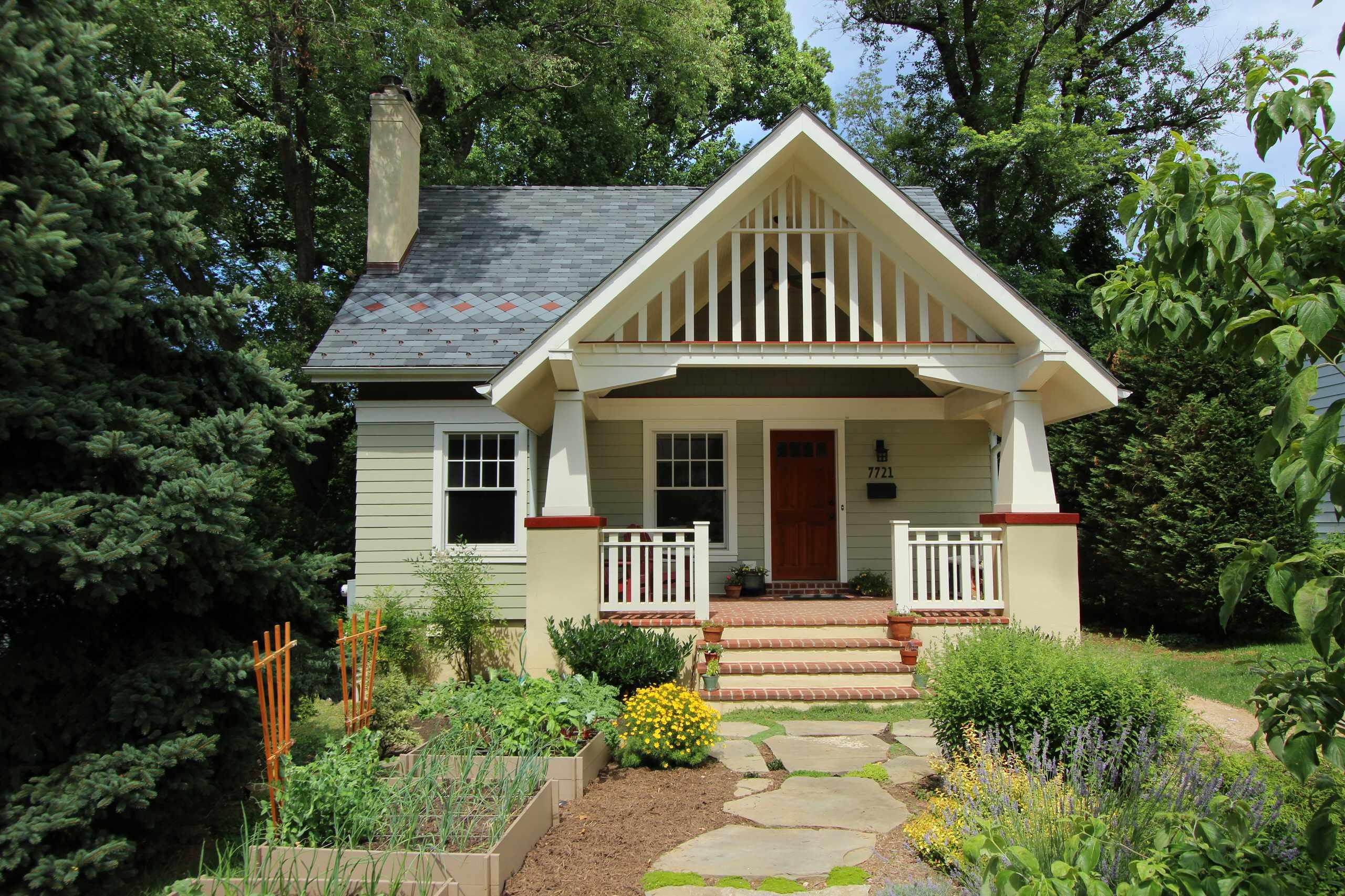 Как сделать небольшой но красивый дом