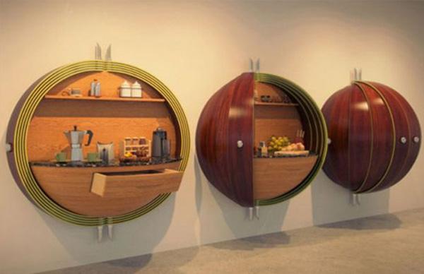 Креативный дизайн кухни своими руками 8