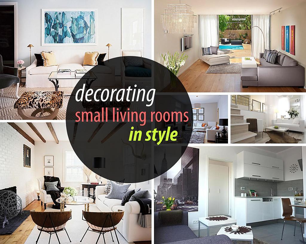 Варианты оригинального дизайна интерьера небольшой гостиной