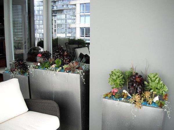 Дизайн интерьера небольшой лоджии