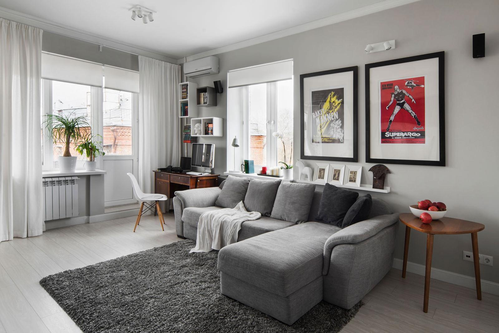 дизайн малогабаритных квартир фото хрущевка