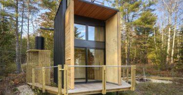 Дизайн дома из контейнеров – шаг к нашим корням