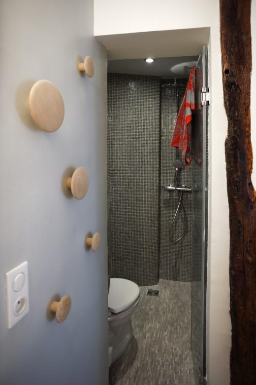 Дизайн интерьера маленькой квартиры от Жули Набучит