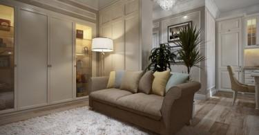 Вдохновитесь потрясающими идеями оформления двухкомнатной квартиры