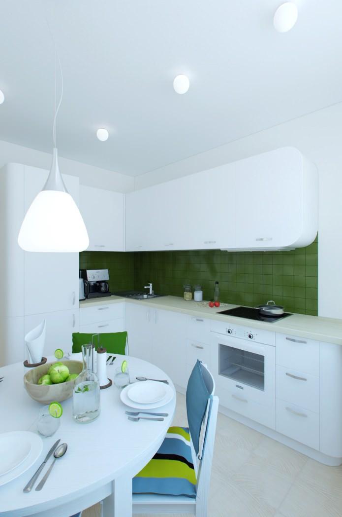 Великолепный дизайн квартиры площадью 55 квадратных метров
