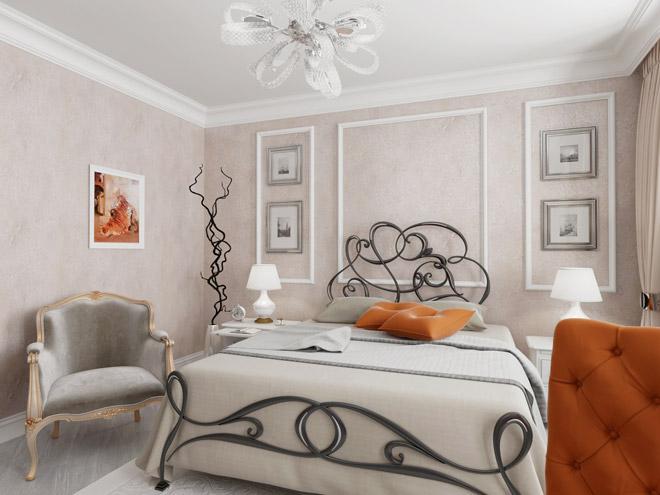 Уютное оформление квартиры в спокойной цветовой гамме