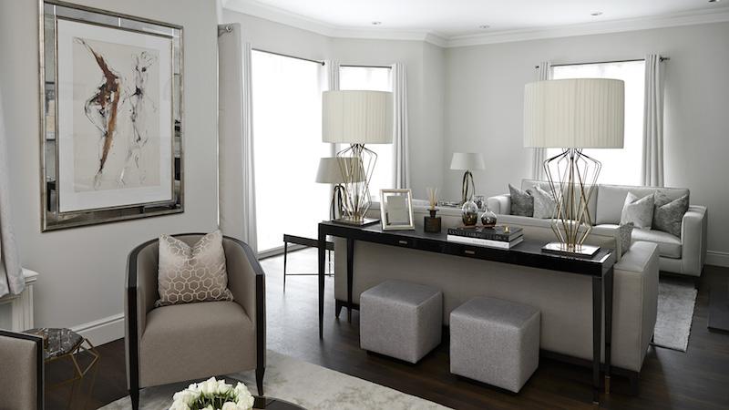 Декоративные элементы в дизайне интерьера квартиры