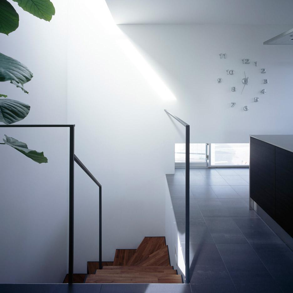 Второй уровень маленького дома-студии