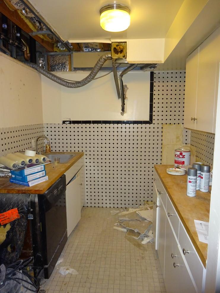 Дизайн интерьера маленькой кухни до ремонта