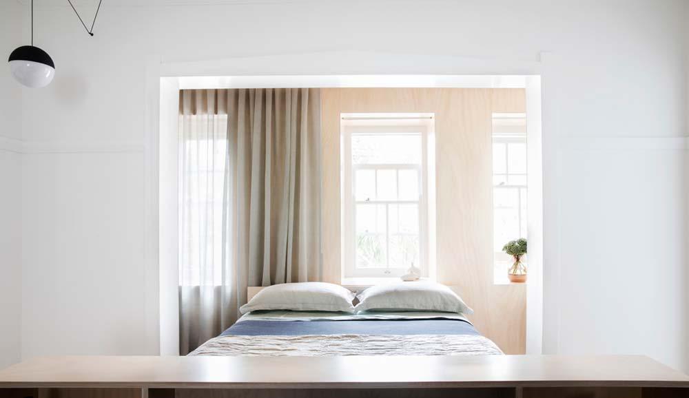 Дизайн интерьера маленькой квартиры в Сиднее