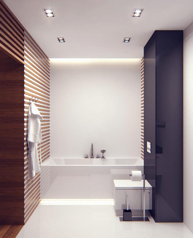 Дизайн интерьер совмещения спальни и гостиной