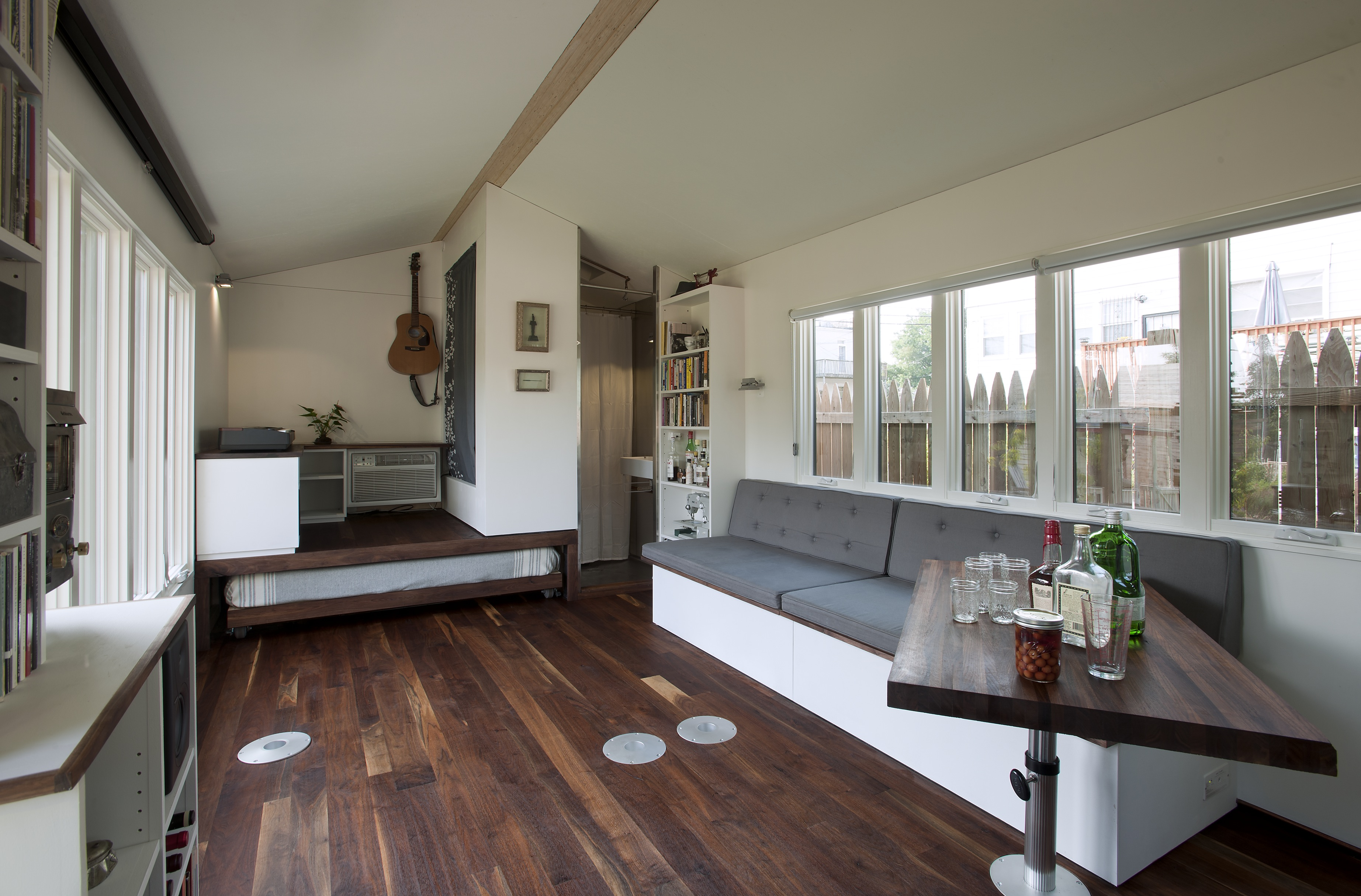 Дизайн интерьера крошечного дома - фото 3