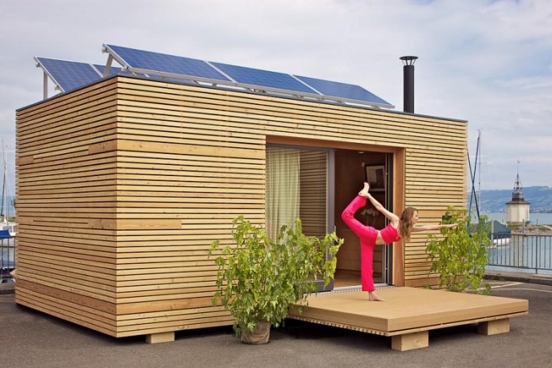 Дизайн крошечной квартиры от Freedomky