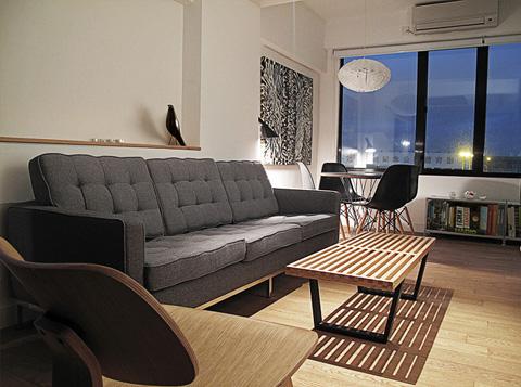 Дизайн гостиной в крошечной квартире