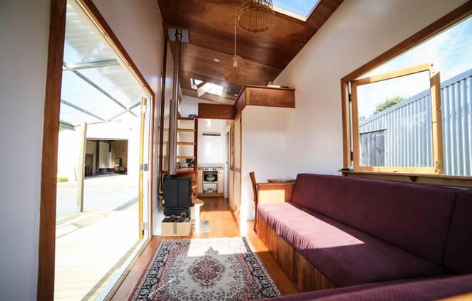 Дизайн маленького частного дома от Room To Move