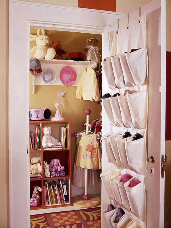 Органайзер для детской обуви