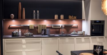 Дизайн мебели для маленькой кухни - варианты