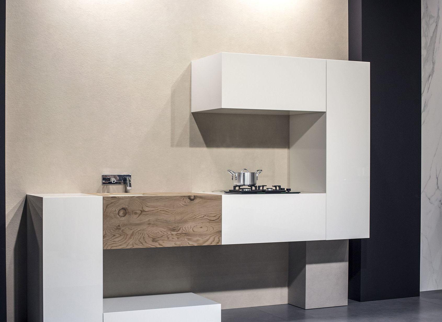 Дизайн интерьера и мебели для маленькой кухни: небольшой гарнитур - фото 1