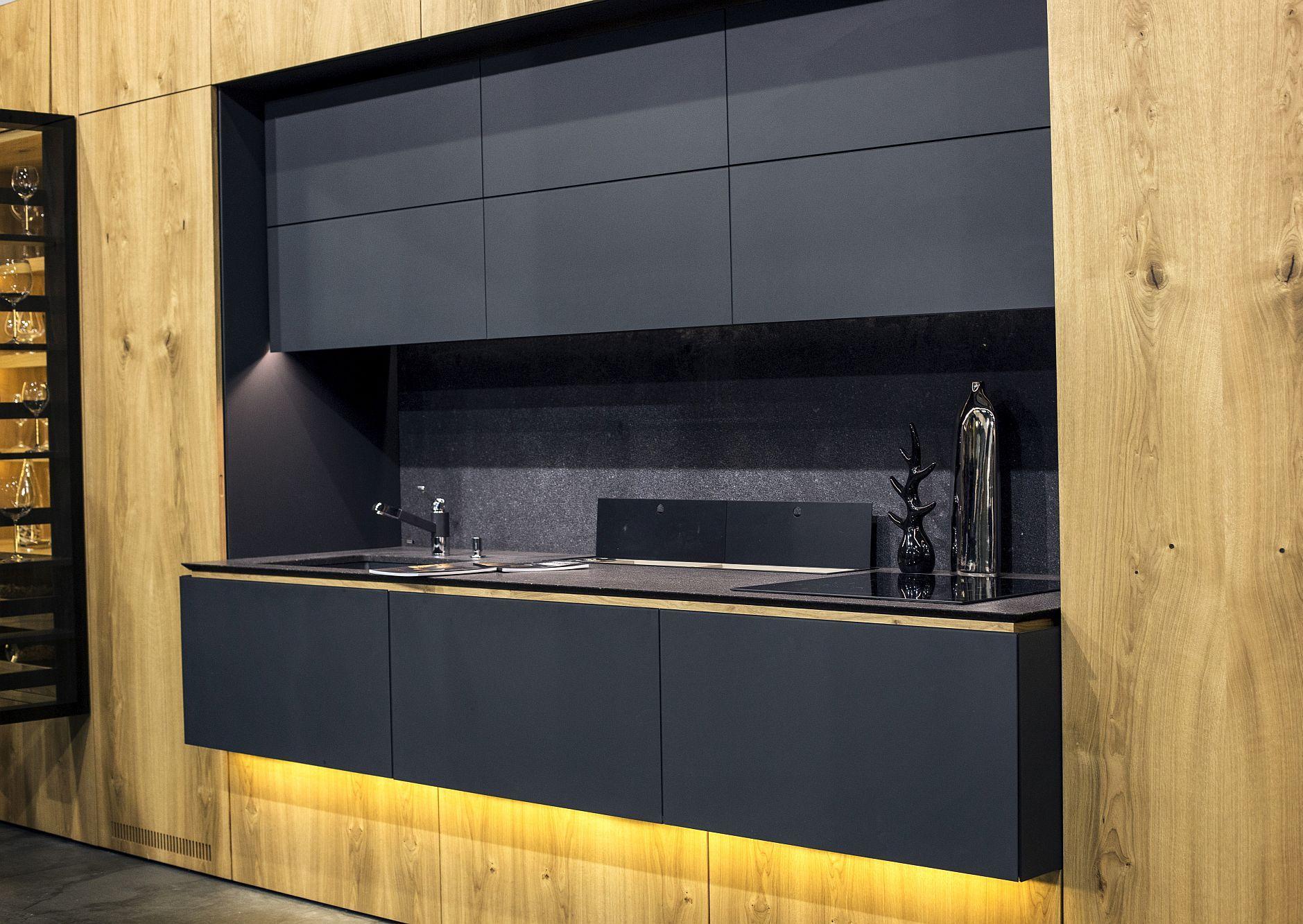 Дизайн мебели для маленькой кухни: небольшая зона для приготовления блюд