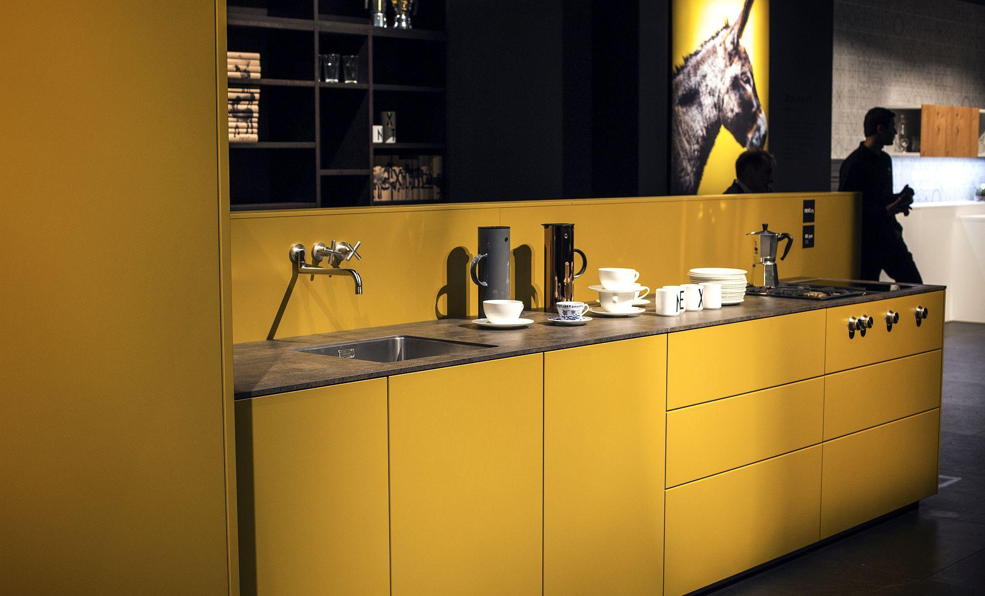 Дизайн мебели для маленькой кухни: изящный гарнитур